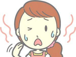 梅雨 熱中症