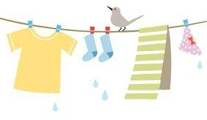 梅雨の時期に除湿機を使って洗濯物を効率的に乾かす方法