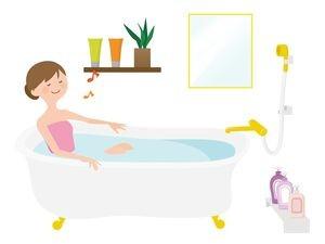 入浴でダイエットするなら38度から42度のお湯が効果的!