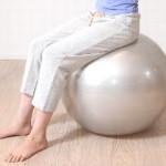 ピラティスのボールでおすすめの大きさと使い方