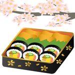 花見に持ち寄りに最適!簡単にできる寿司レシピ♪