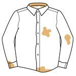 襟汚れの落とし方の簡単テクニック&真っ白な襟にする洗剤をご紹介♪