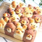 ちぎりパン基本の作り方とめちゃカワ人気レシピ♪&笑える失敗例!