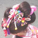 七五三 髪飾り