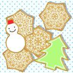 クリスマス ジンジャークッキー